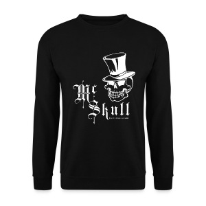Biker Sweat-Shirt | Mc Skull II - Männer Pullover
