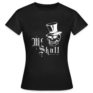 Biker Lady-Shirt | Mc Skull II - Frauen T-Shirt