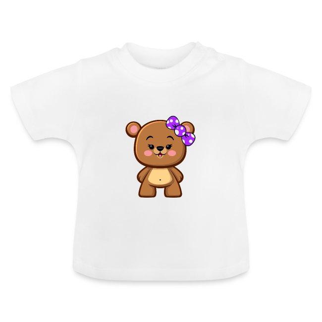 Brown Bear Girl