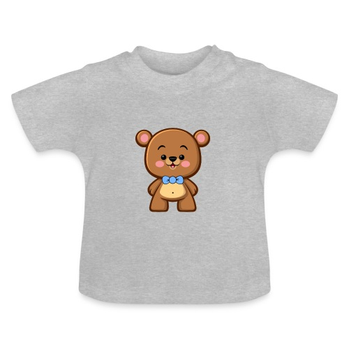 Brown Bear Boy - Baby T-Shirt