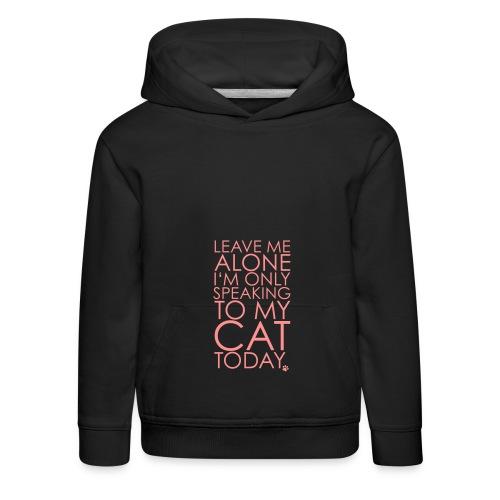 Yuna hoodie - Kinder Premium Hoodie