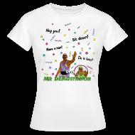 T-Shirts ~ Women's T-Shirt ~ Mr. Demotivator Women's T-shirt (Choose Colour)