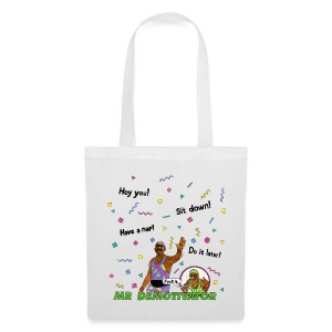 Mr. Demotivator Bag (Choose Colour) - Tote Bag