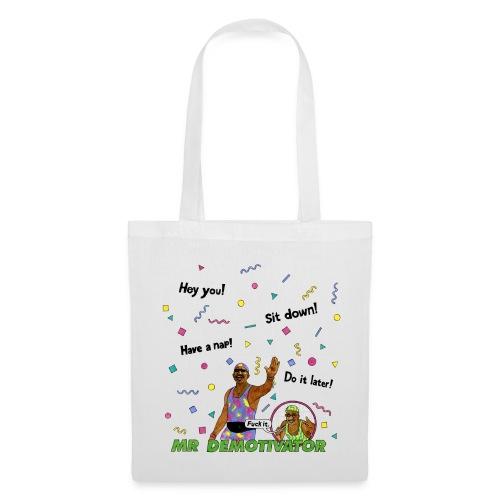 Mr. Demotivator Bag (Choose Colour) - Tote Bag