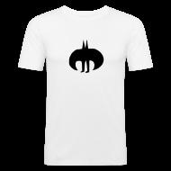 T-Shirts ~ Men's Slim Fit T-Shirt ~ Batperson Slim T-shirt