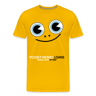 T-Shirts ~ Men's Premium T-Shirt ~ Pocket Money Loans Premium T-shirt