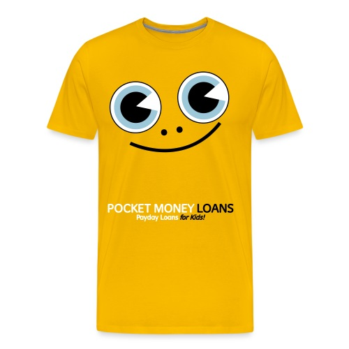 Pocket Money Loans Premium T-shirt - Men's Premium T-Shirt
