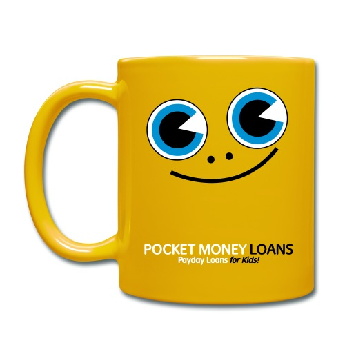 Pocket Money Loans Mug - Full Colour Mug