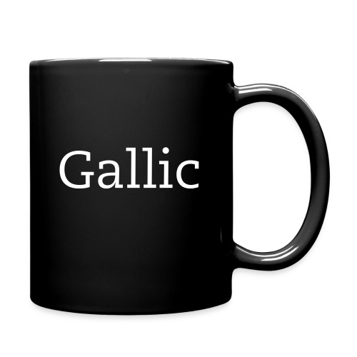 Tasse - Gallic or not Gallic (fait le tour) - Mug uni