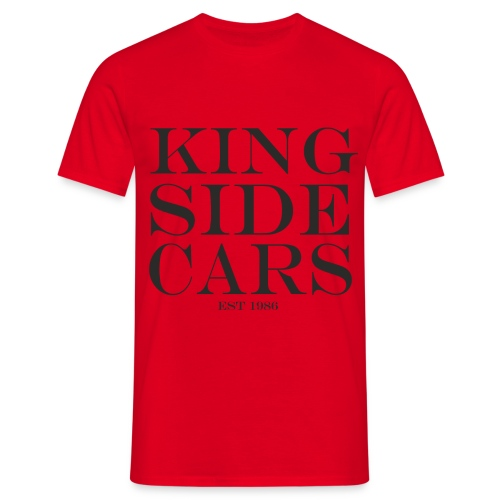 Kingside Cars - Männer T-Shirt