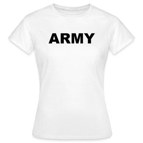 Army T-Shirt - Frauen T-Shirt