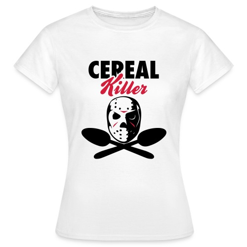 CEREAL KILLER Women - Frauen T-Shirt