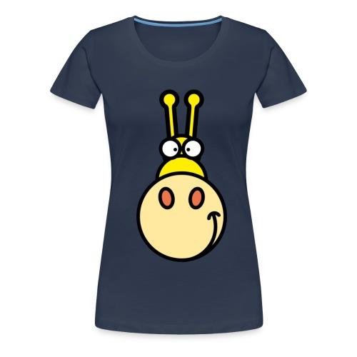 Jirafa - Camiseta premium mujer