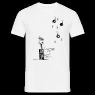 Tee shirts ~ Tee shirt Homme ~ Non aux reseaux sociaux