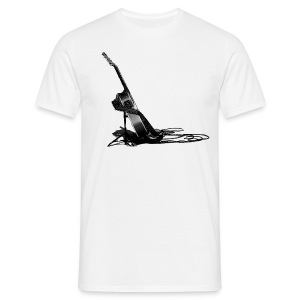 guitare - T-shirt Homme