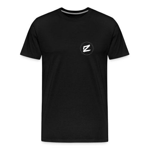 Z tee Black - Men's Premium T-Shirt