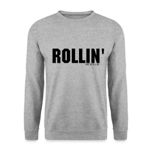 Sweater - Rollin'  - Mannen sweater