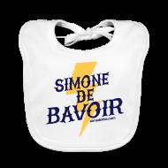 Accessoires ~ Bavoir bio Bébé ~ Bavoir Bébé - Simone