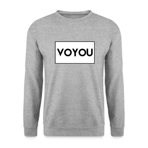 Sweat Voyou Rysqi - Sweat-shirt Homme