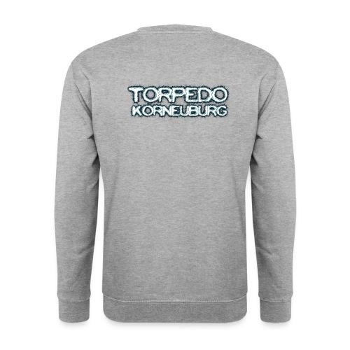Torpedo+Wappen Pullover - Männer Pullover