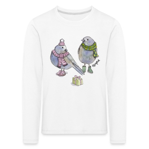 VINTERPIPPI - Långärmad premium-T-shirt barn