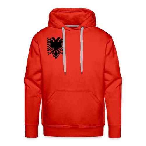 Albanischer Adler - Männer Premium Hoodie