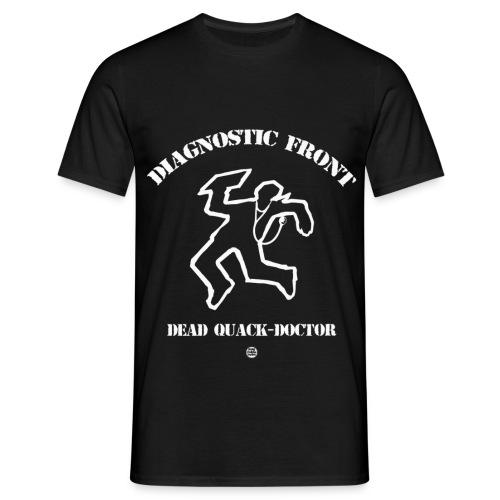 Diagnostic Front WoMen - T-shirt Homme