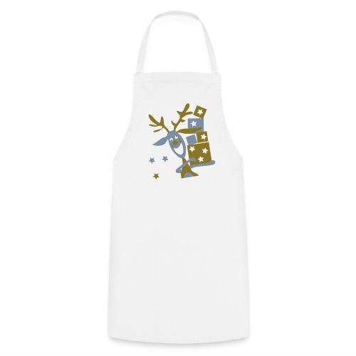 Weihnachtsbäckerei Schürze - Kochschürze