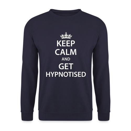 Keep Calm Get Hypnotised Sweater - Men's Sweatshirt