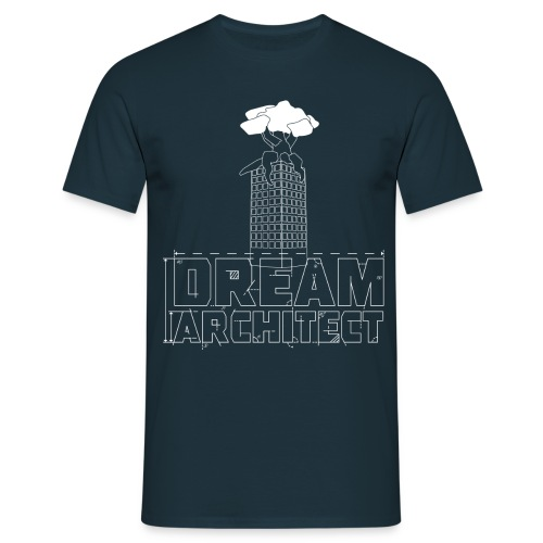 Dream Architect - Männer T-Shirt