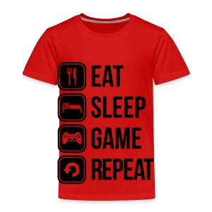 kids gaming top - Kids' Premium T-Shirt