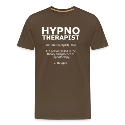 Hypnotherapist Premium Tee - Men's Premium T-Shirt