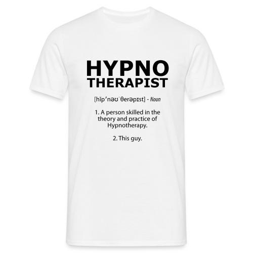 Hypnotherapist Tee - Men's T-Shirt