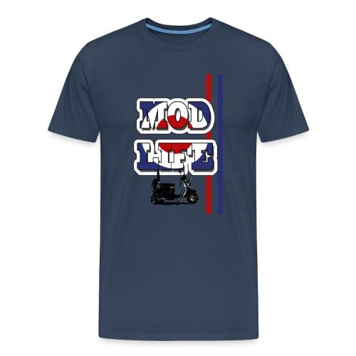 MOD LIFE - Men's Premium T-Shirt