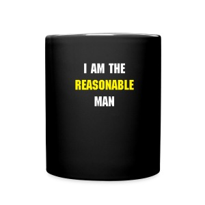 REASONABLE MAN MUG - Full Colour Mug