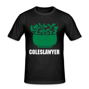 COLESLAWYER - Men's Slim Fit T-Shirt