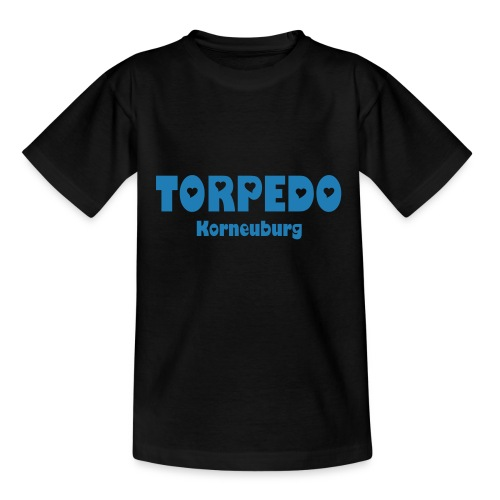 Torpedo Glitzer Teenager T-Shirt - Teenager T-Shirt