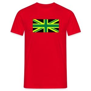 Jamaika - Großbritannien Vereinigtes Königreich, UK, Reggae @ SKA - Männer T-Shirt