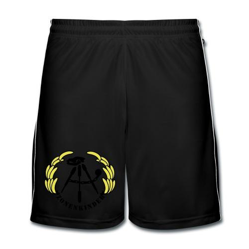 Sporthose mit Logo, Männer - Männer Fußball-Shorts