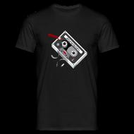 T-Shirts ~ Men's T-Shirt ~ Jahtarian Dubbers 4: Tape