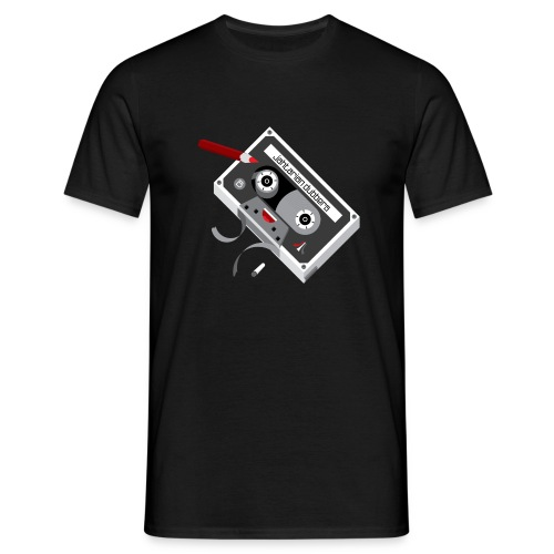 Jahtarian Dubbers 4: Tape - Men's T-Shirt