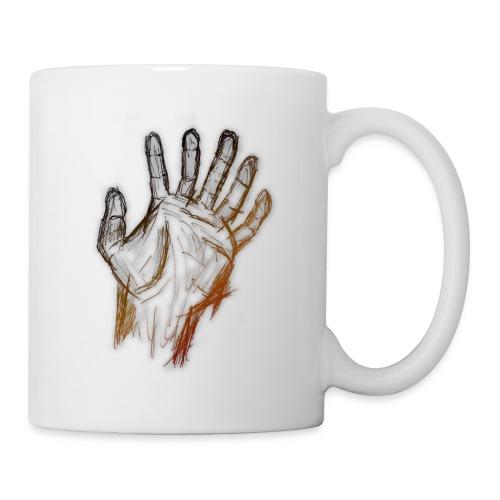 Hand - Tasse