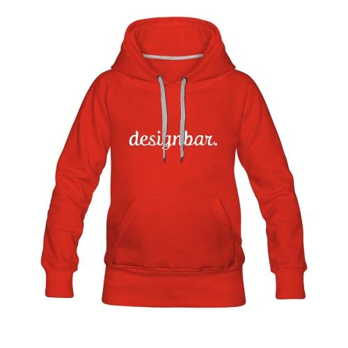 designbar. hoody - Frauen Premium Hoodie