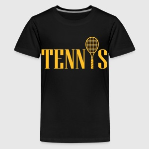 Tennis Shirts - Teenager Premium T-shirt
