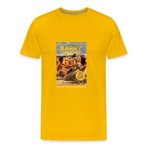 Taff Tourism: Barry Island  - Men's Premium T-Shirt
