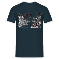 T-Shirts ~ Men's T-Shirt ~ BADcon 2015 20th year shirt