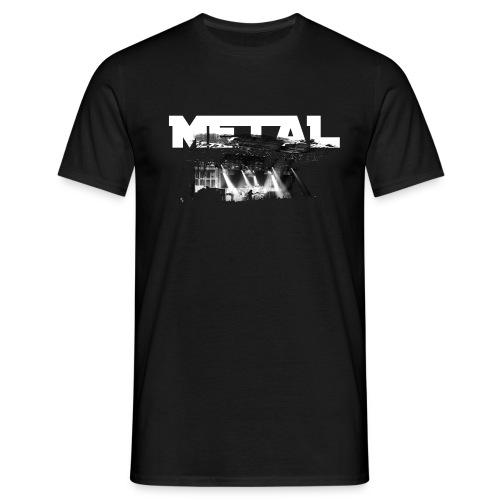 MetalStage - Männer T-Shirt
