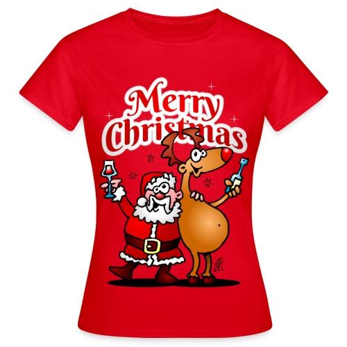 Reindeer! - Women's T-Shirt