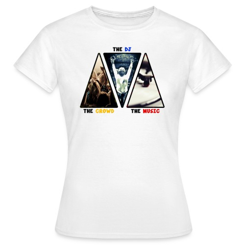 The 3 Elements - Women's T-Shirt