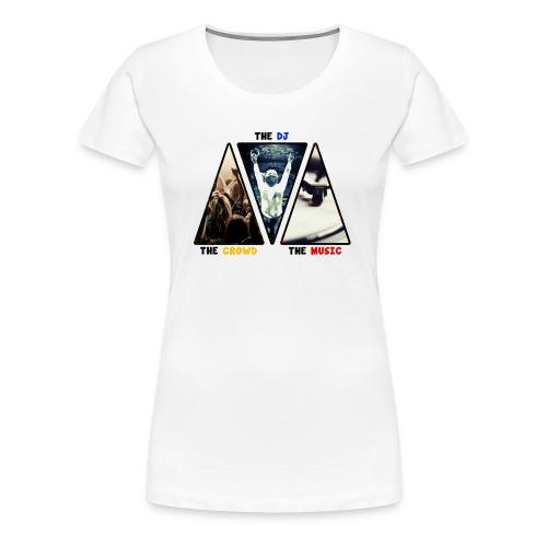 The 3 Elements - Women's Premium T-Shirt